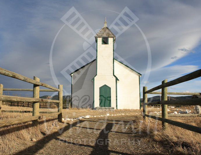 A little known story about the oldest church in Alberta, Canada