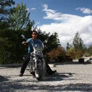 Exploring Canada by motorcycle