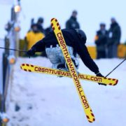 A skier at heart