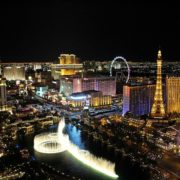 There's no happier words in the English language than: We're going to Vegas