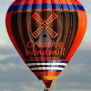 A true story about a hot air balloon