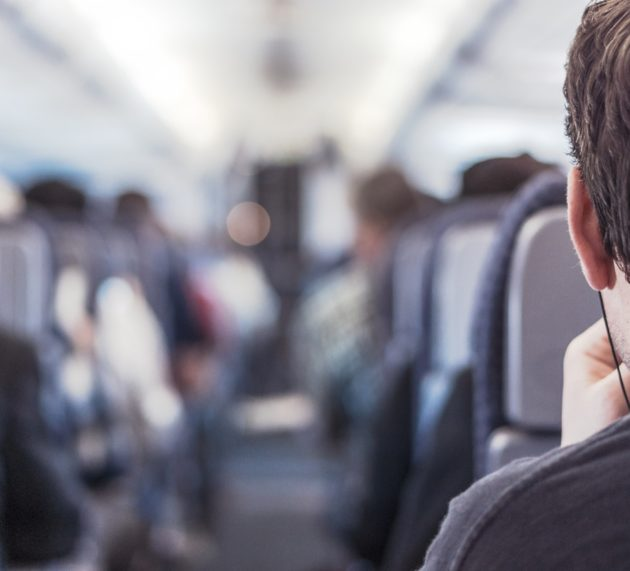 Are airlines trying to scare us into business class?
