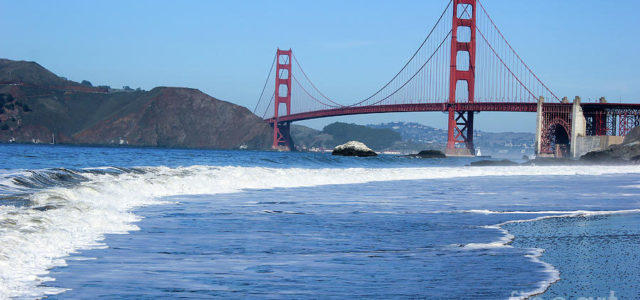 Reconnect with your passion in San Fransisco, California