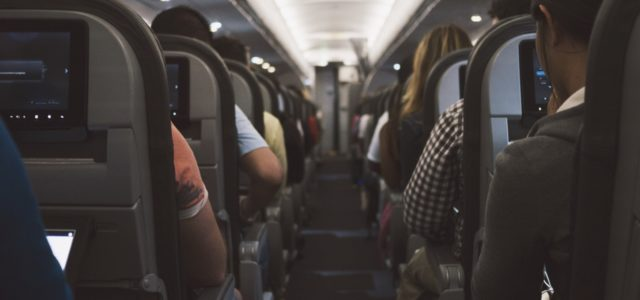 What to do when you're overbooked on a flight