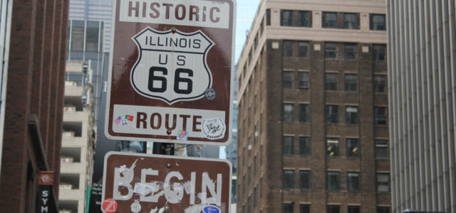 My first steps on Route 66 and building traffic for your website