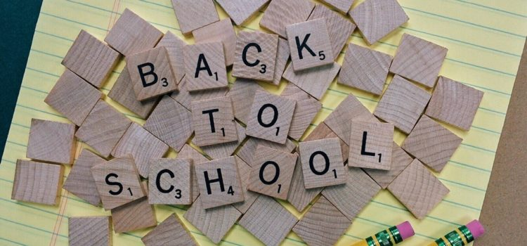 Back to School: Commit to Lifelong Learning