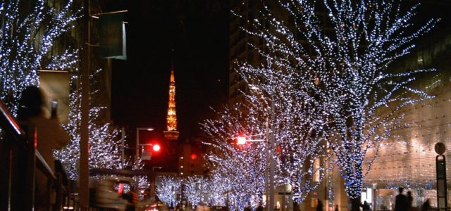This Is What Christmas In Tokyo Looks Like