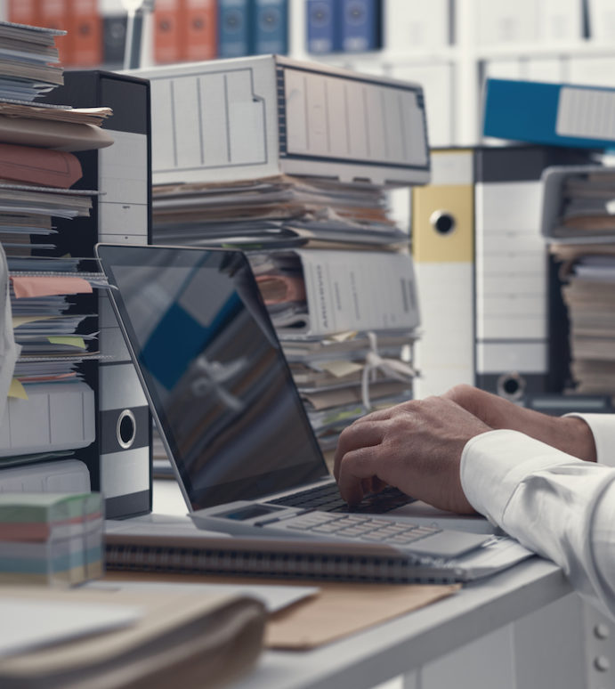 Ditch Your Snail Mail Filing Cabinet And Go For Digital Document Storage