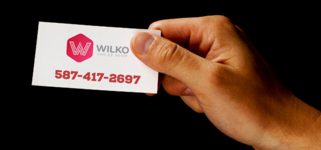 Forget About Smart Business Cards – Make Your Own For Way Less
