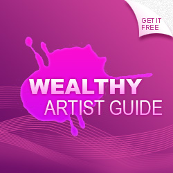 Wealthy Artist square